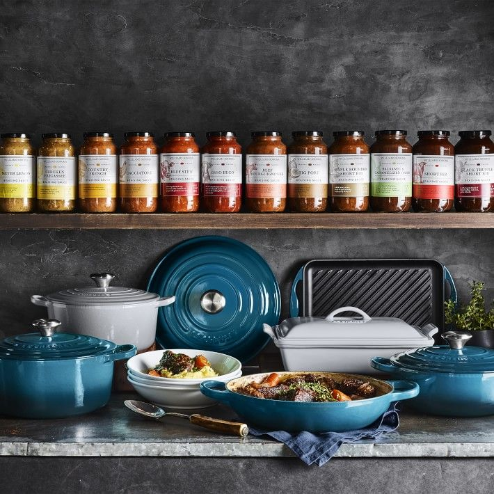 Stock Up on Cheap Le Creuset Cookware from Williams Sonoma's Warehouse Sale