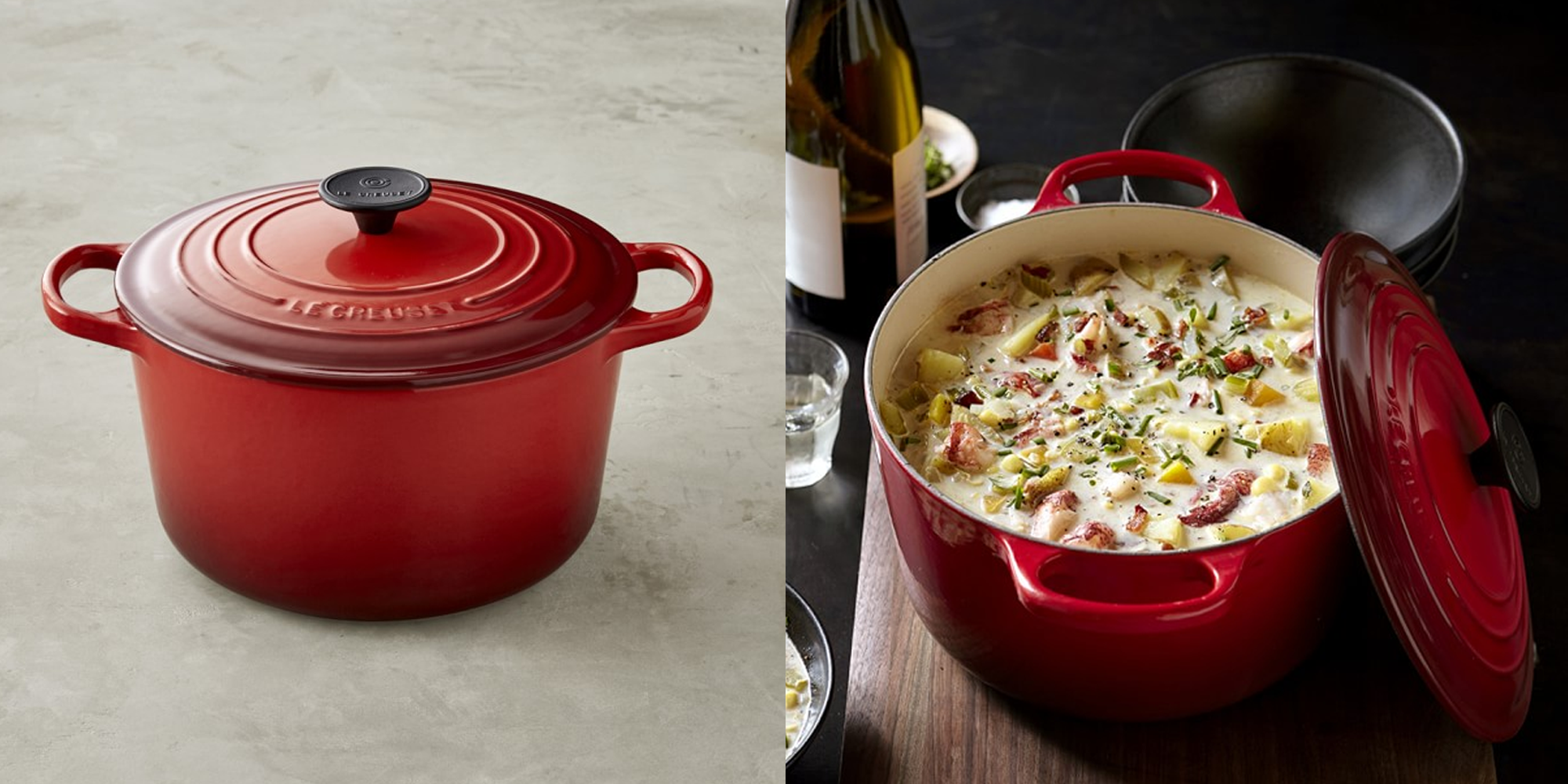 Williams Sonoma's Warehouse Sale Includes Deals on Le Creuset, Instant Pot, and More