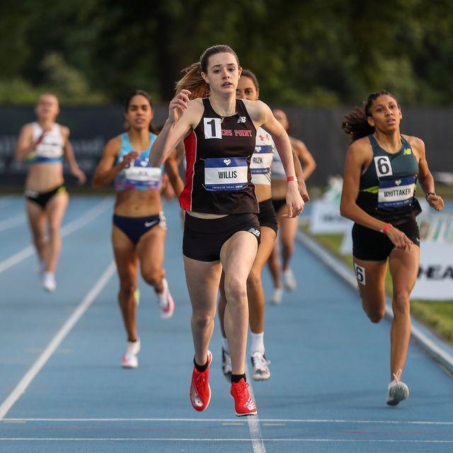 nyc qualifier track meet  trials of miles running, citius mag,