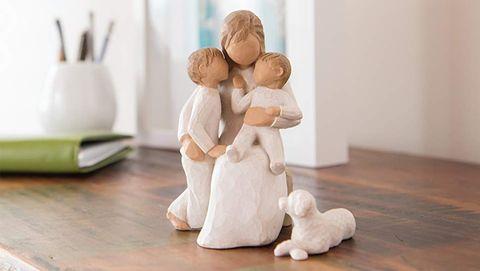 Google Shopping 100 Willow Tree Quietly Figurine