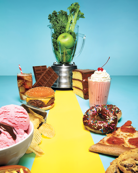 Nutrition - cover
