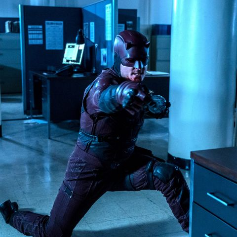 Daredevil star lands major new TV role following Netflix show's cancellation