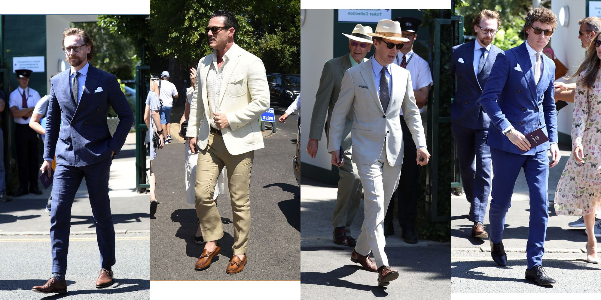 The Wimbledon Final Was A Glorious Day For Style