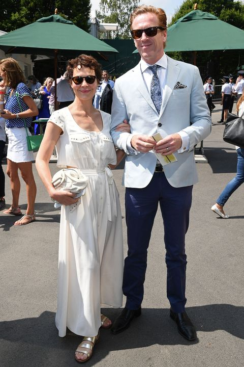 Wimbledon 2018 Celebrities At Wimbledon
