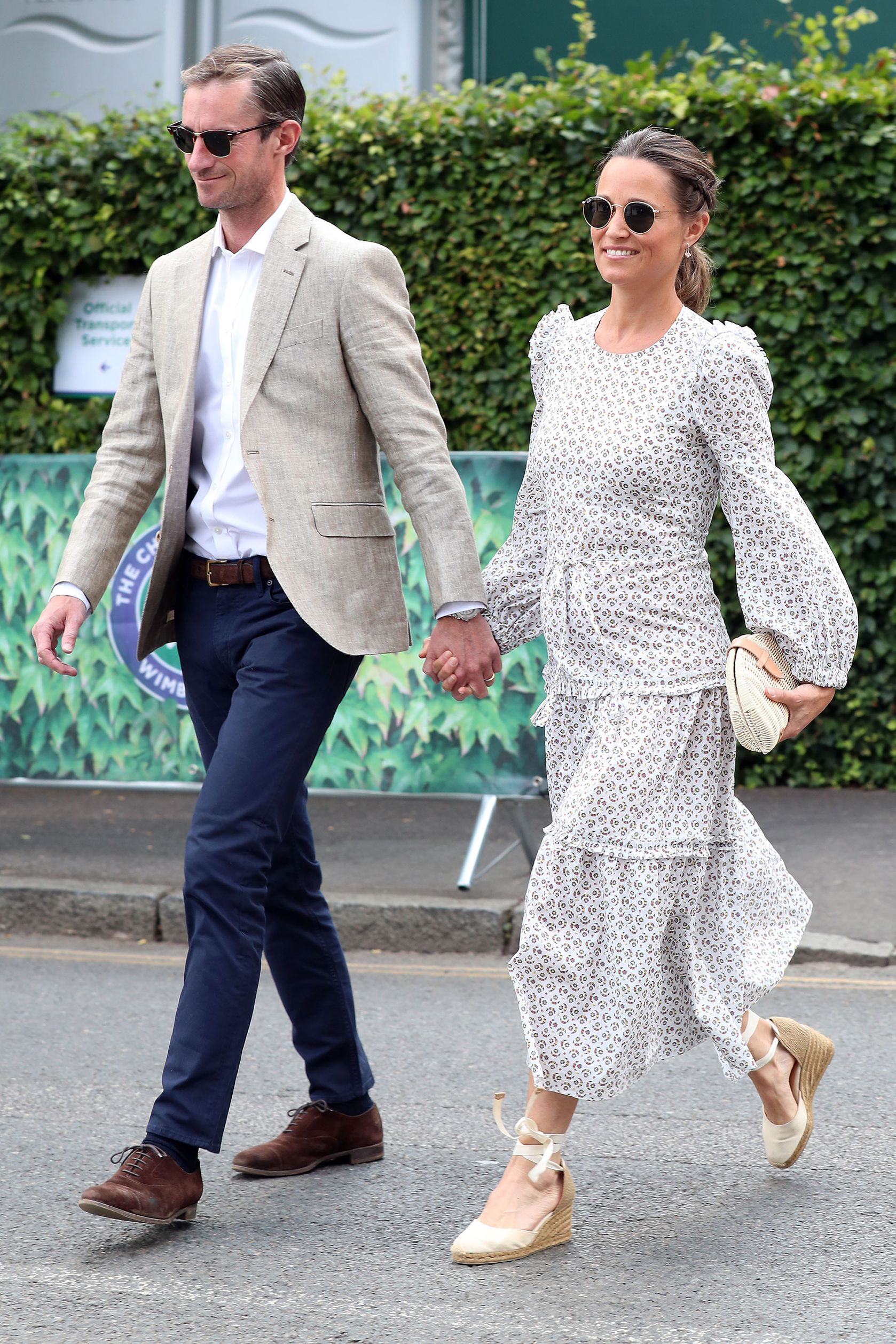 Pippa Middleton will give birth at the same hospital as her sister