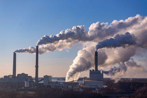環境 温室効果ガス 環境破壊 温暖化