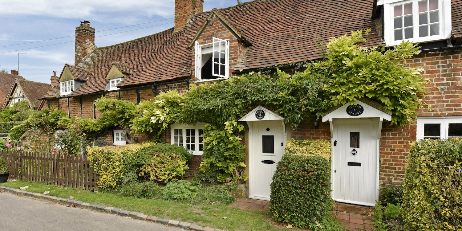 Perfect countryside cottage from The Vicar of Dibley is now available to rent