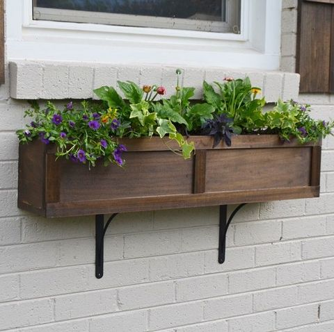 window boxes shaker