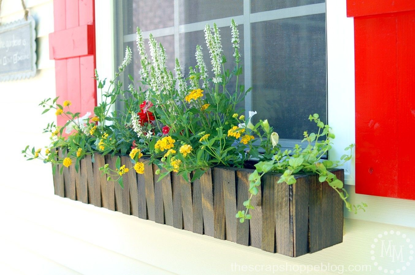 20 Best Diy Window Box Ideas How To Make A Window Box