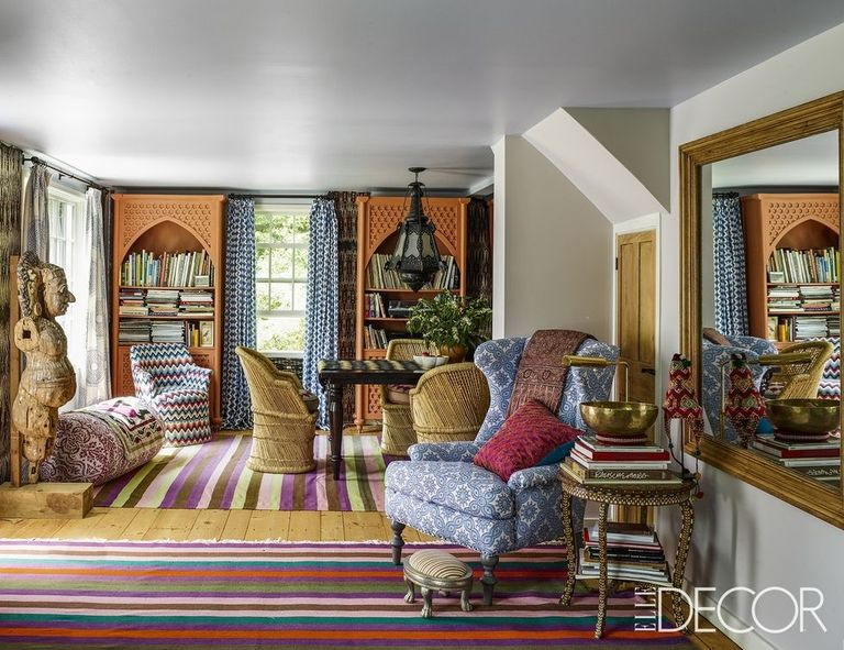 The Best Modern Home Décor Tips To Achieve A Bohemian Style: 40+ Living Room Curtains Ideas