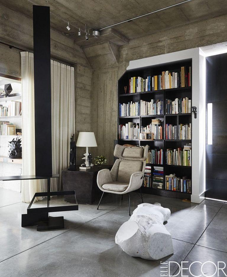Modern Living Room San Francisco Best Interior Design 12: 40+ Living Room Curtains Ideas