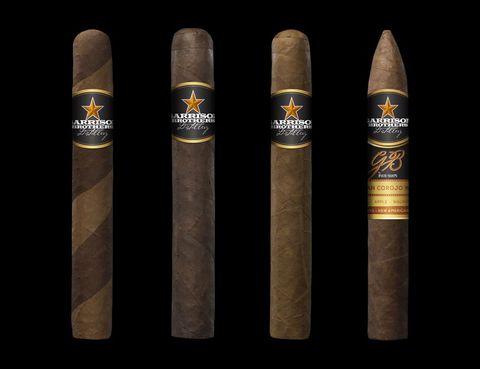 garrison brothers distillery x paynemason cigars