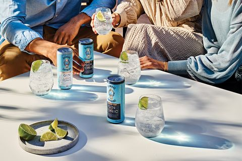 bombay sapphire ready to drink gin tonic