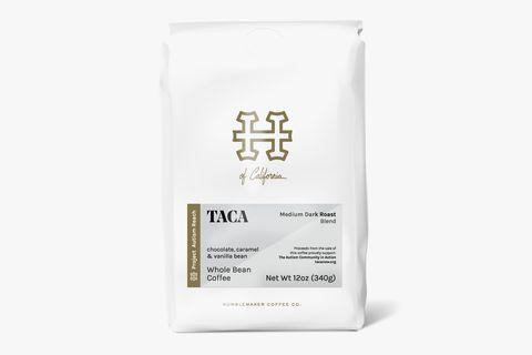 humblemaker coffee taca