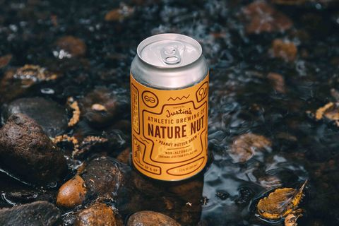athletic brewing nature nut porter