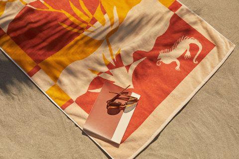 brooklinen beach towels