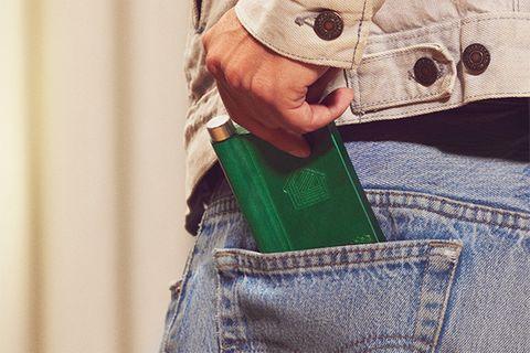 houseplant pocket case