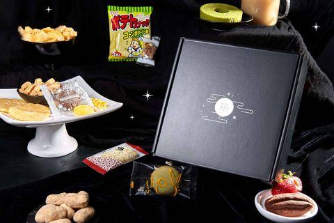 moon festival snack box