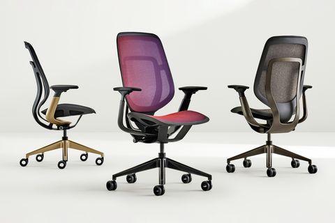 steel karmen chairs