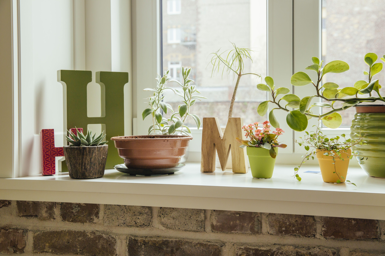 16 Creative Window Sill Decor Ideas - How to Decorate a Window Sill