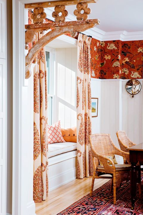 35 Best Window Treatment Ideas - Modern Window Coverings, Curtains ...