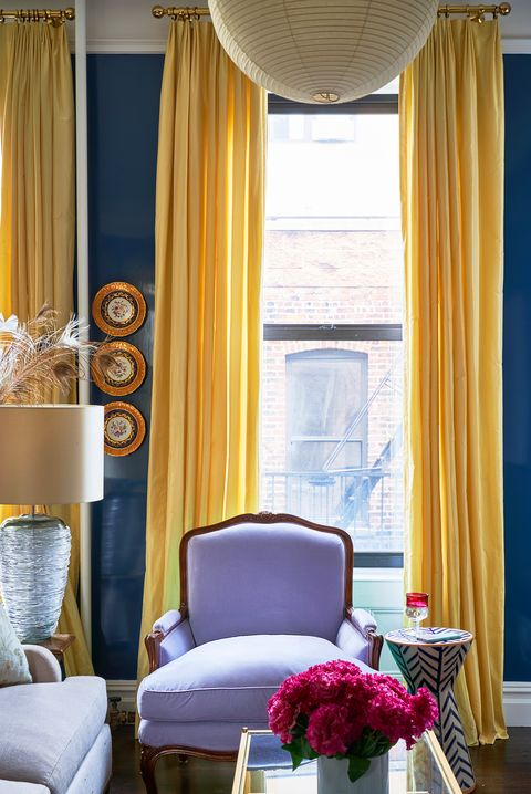 10 Curtain Ideas for an Elegant Living Room