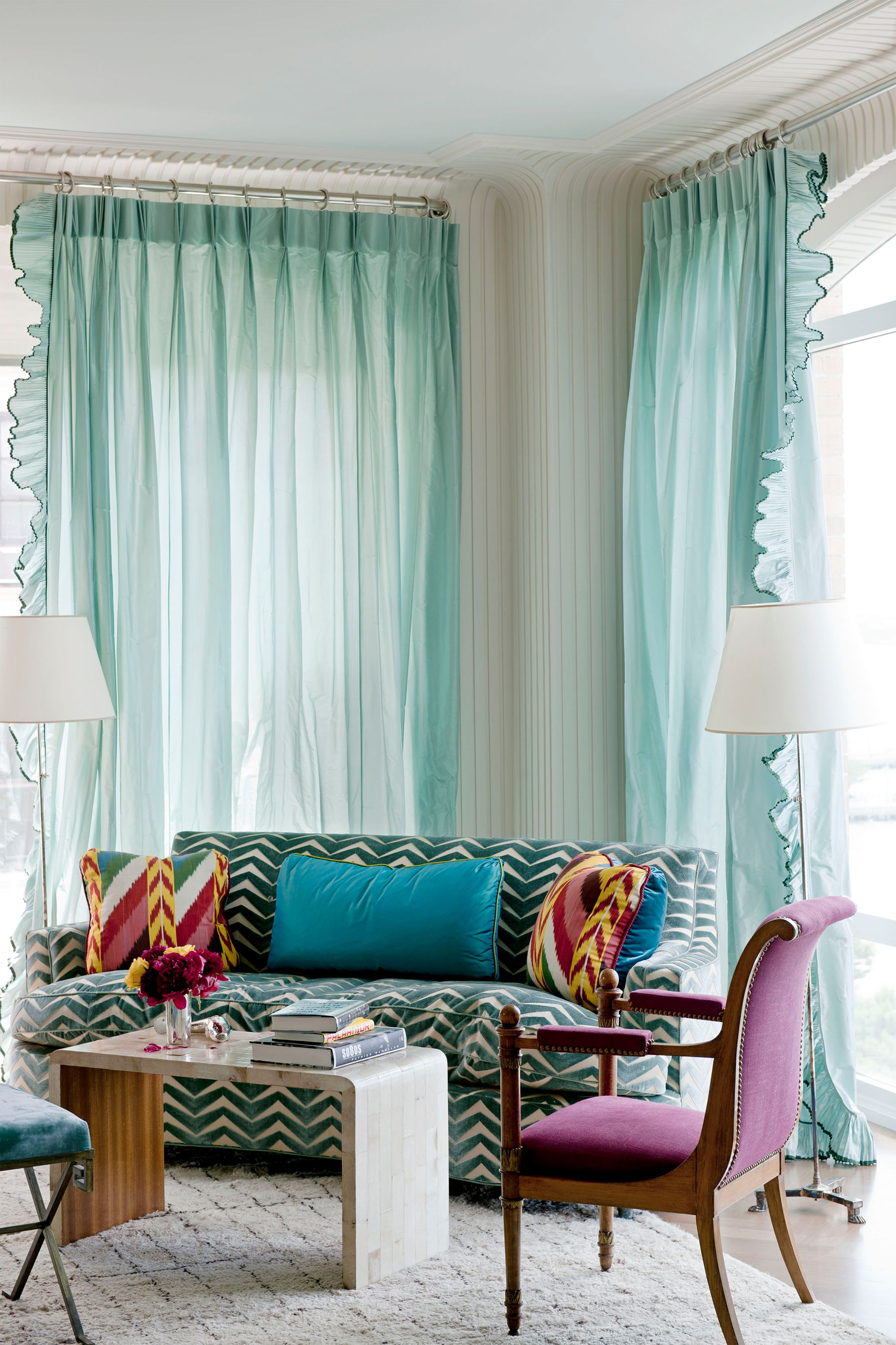 43 Best Window Treatment Ideas Window Coverings Curtains Blinds,Home Office Furniture Designs