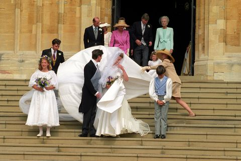 fe8aeefc63657 The History of Royal Weddings at St. George's Chapel at Windsor Castle