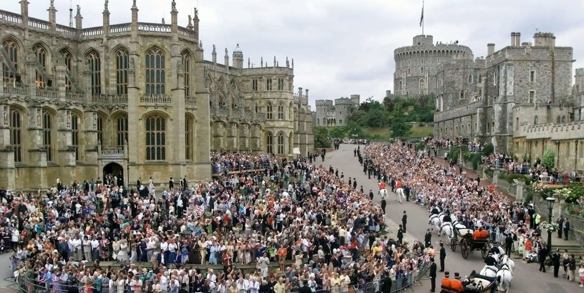 Weddings at Windsor Castle