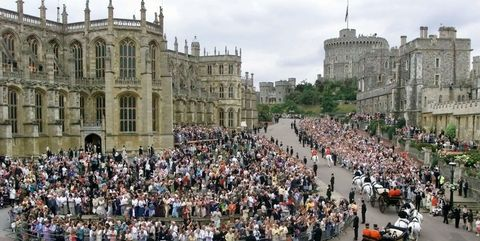 Weddings at Windsor Castle