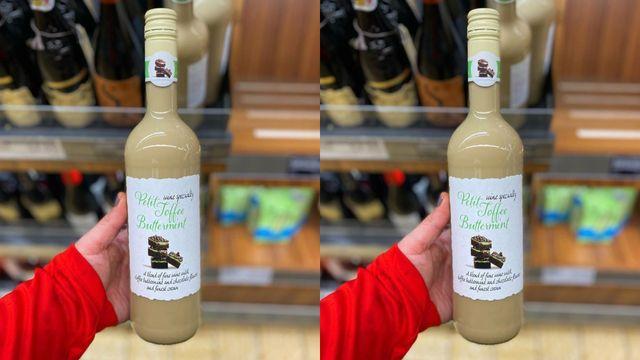 dessert wine bottle