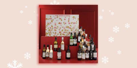john lewis wine advent calendar