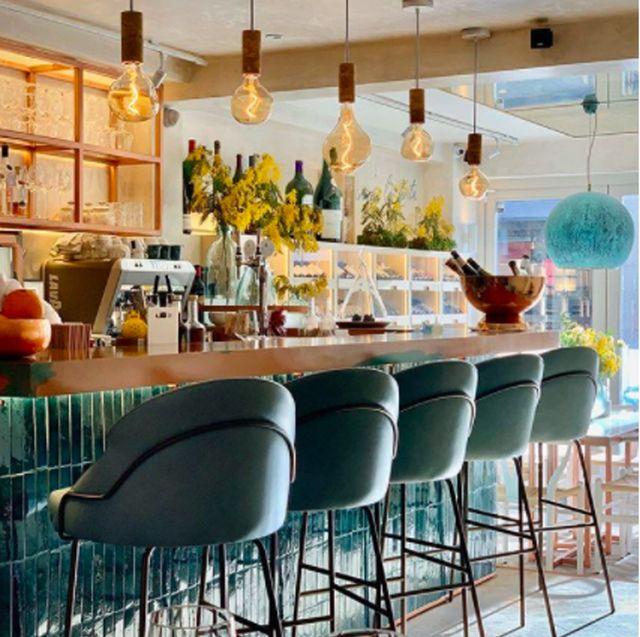 wine bars london