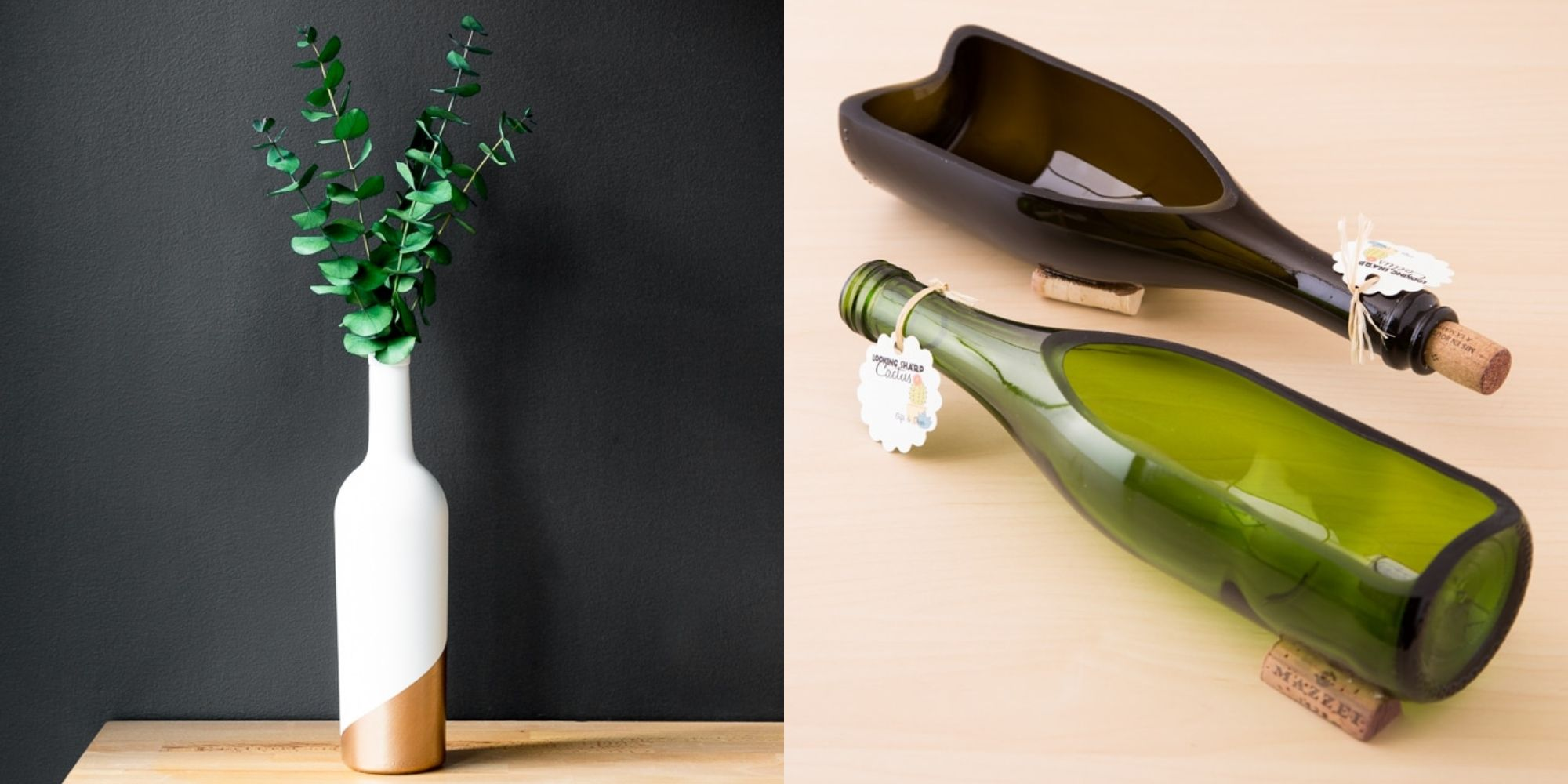 30+ Easy Wine Bottle Crafts for Vino Lovers to Make With the Empties