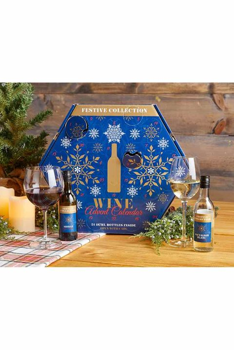 aldi wine advent calendar 2020