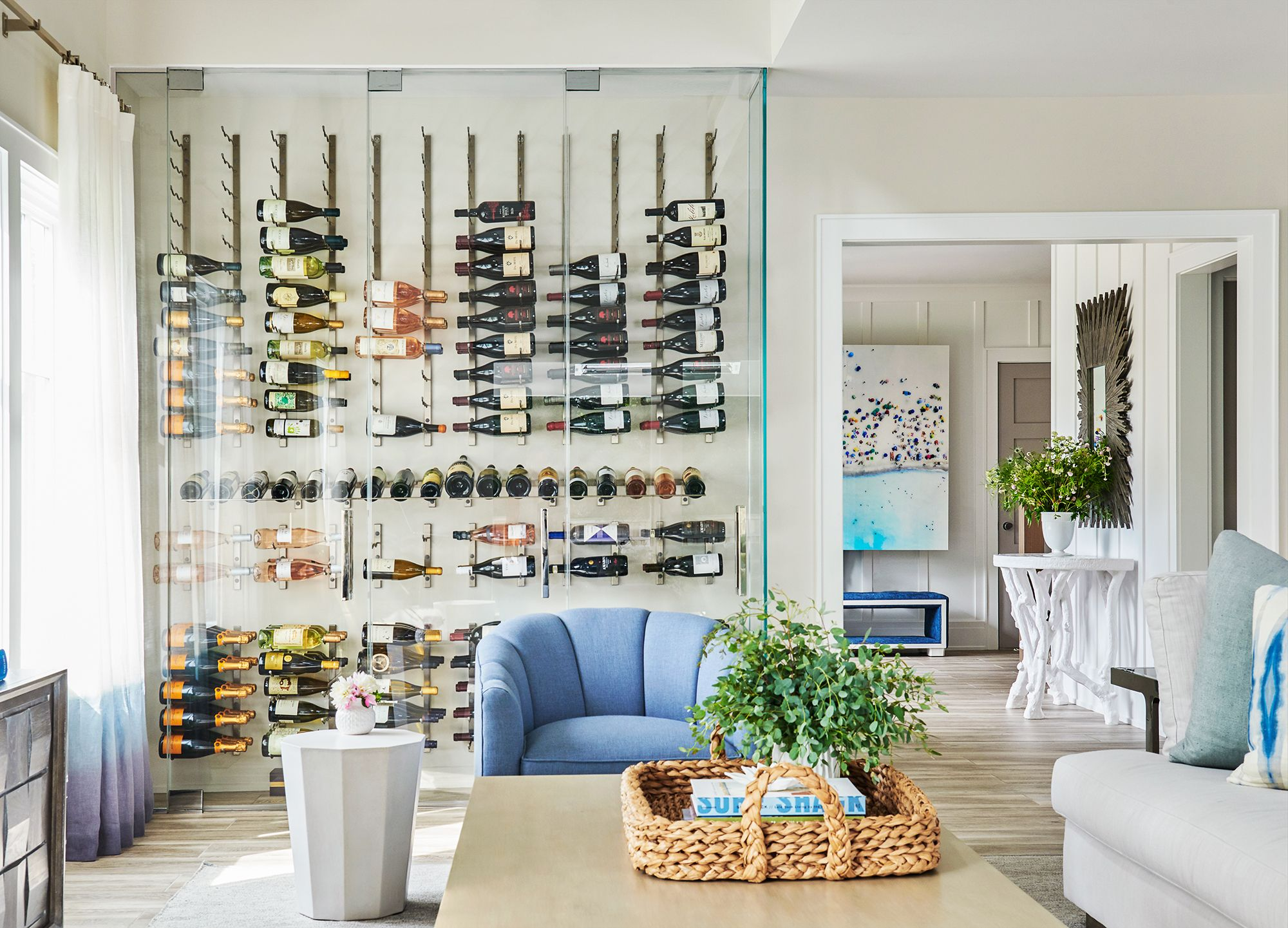 15 Cool Ways to Show Off Your Wine Collection