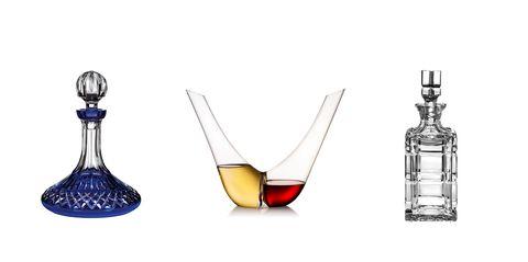 wine decanter-decanter