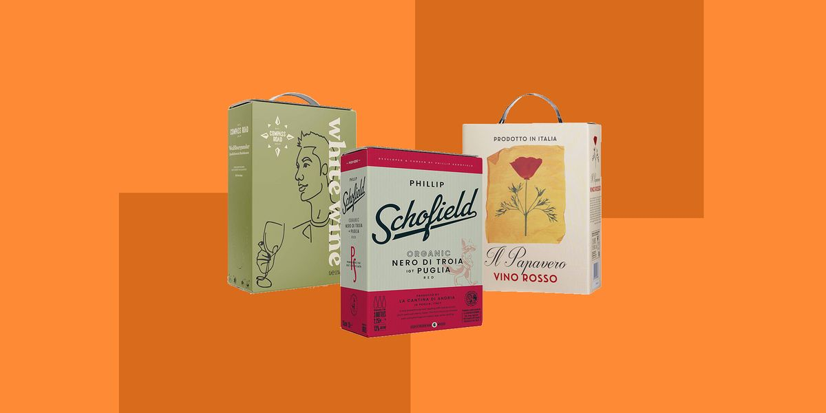 Best Bag In A Box Wine: Boxed Wines That Can Be Delivered To Your Front Door