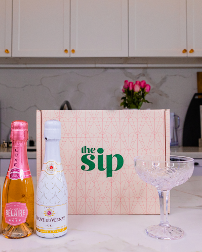 wine subscription box the sip
