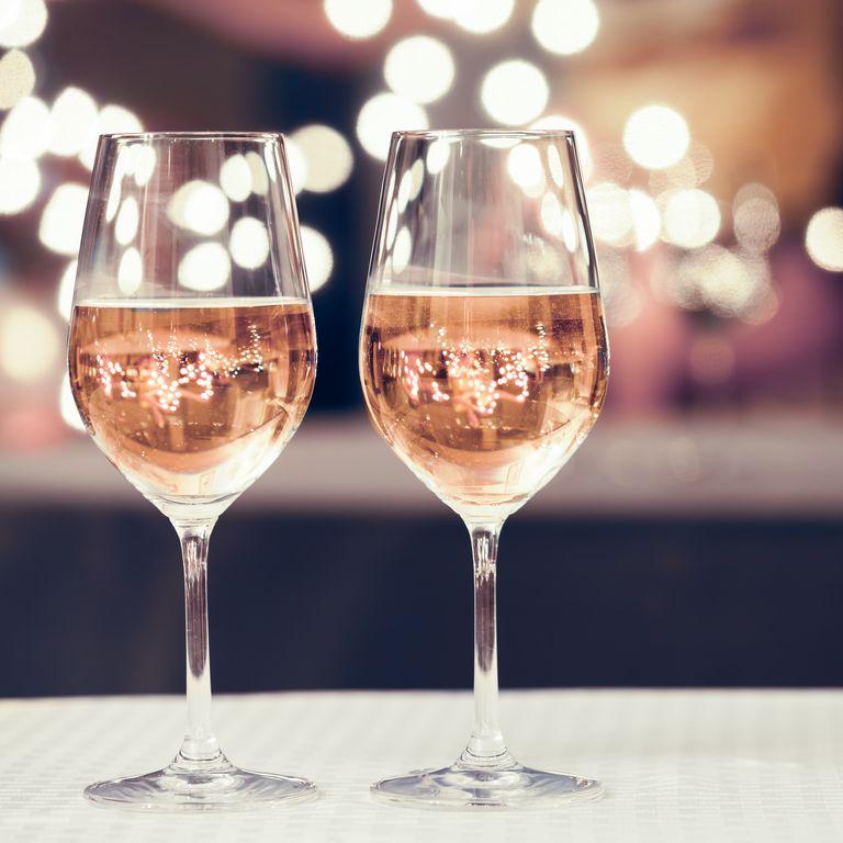 vin rosé alcool le moins calorique