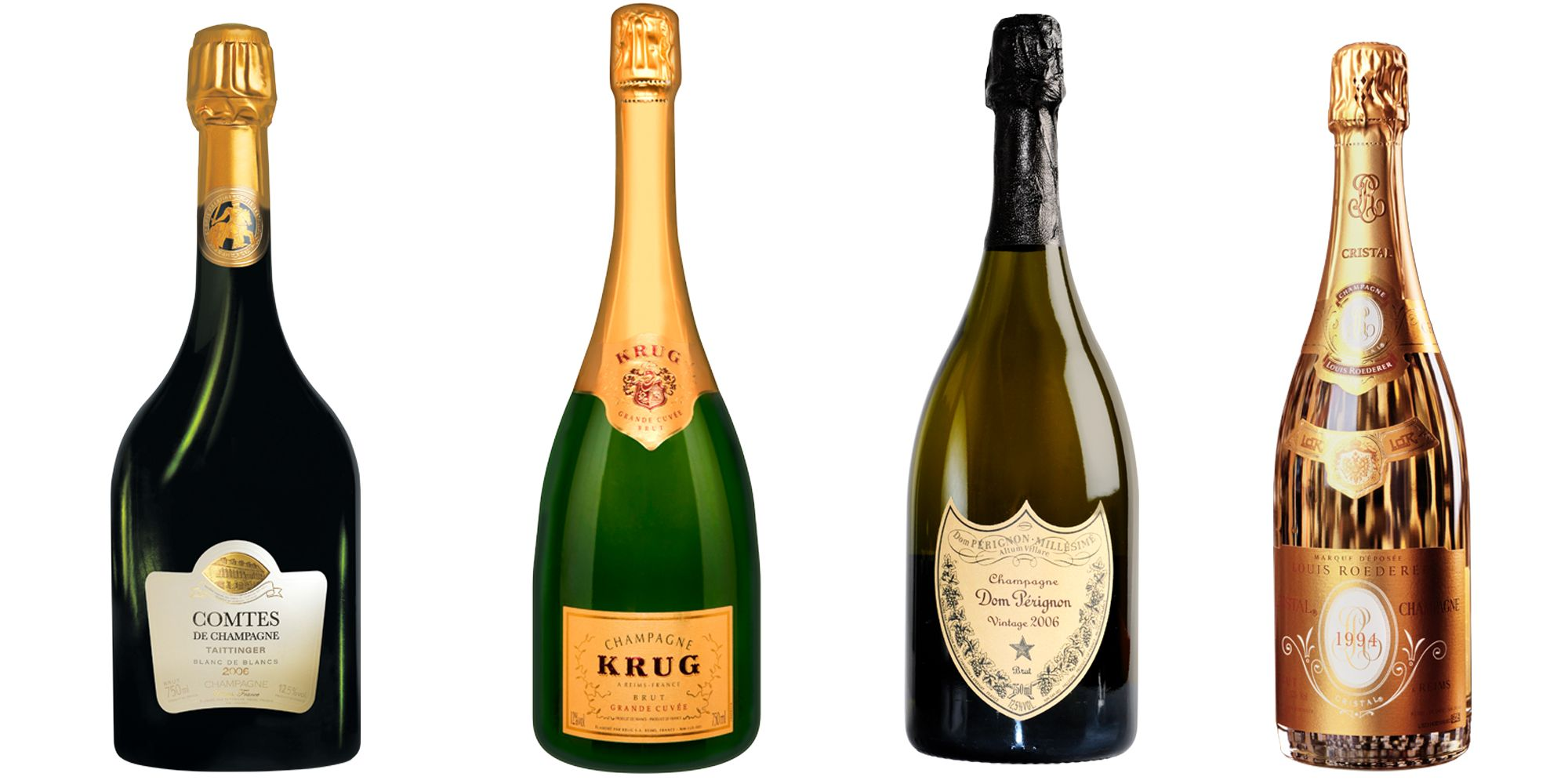 Best Expensive Champagne - Fancy Champagnes for New Years