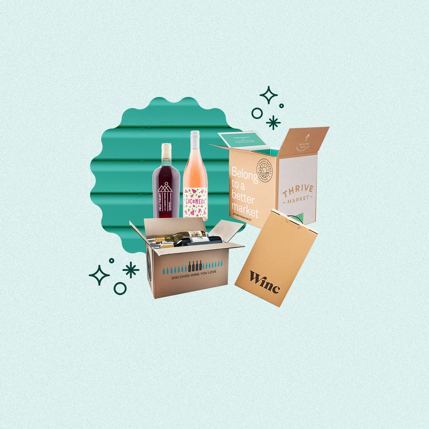 10+ Best Wine Subscription Boxes 2021 - Top Wine Subscription Gifts