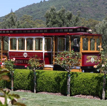 Sonoma Valley Wine Trolley