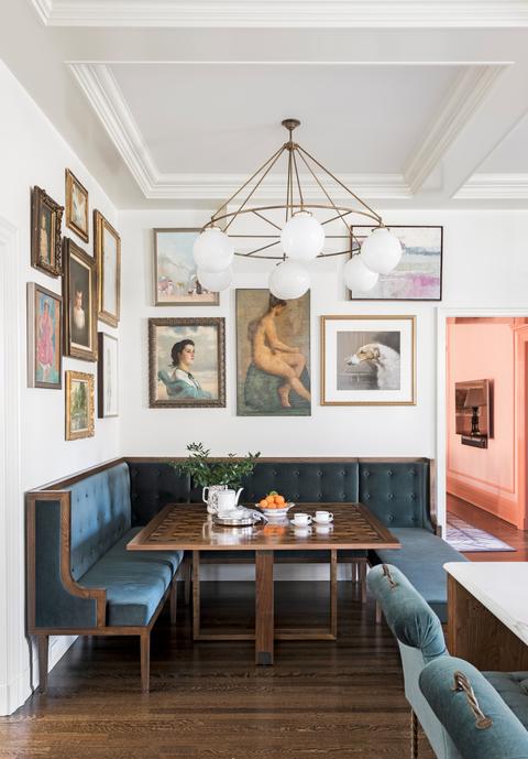 winfrey banquette veranda