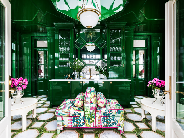 Shazalynn Cavin-Winfrey-Designed Greenwich Home Tour