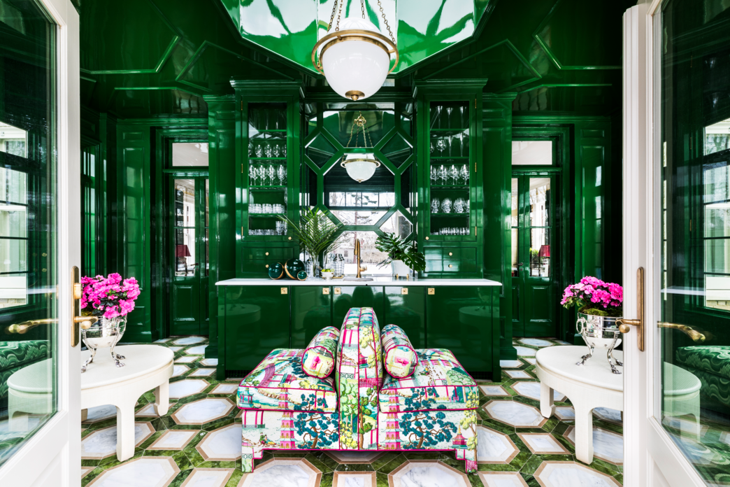 Step Inside the Ultimate Entertaining House Designed By Shazalynn Cavin-Winfrey