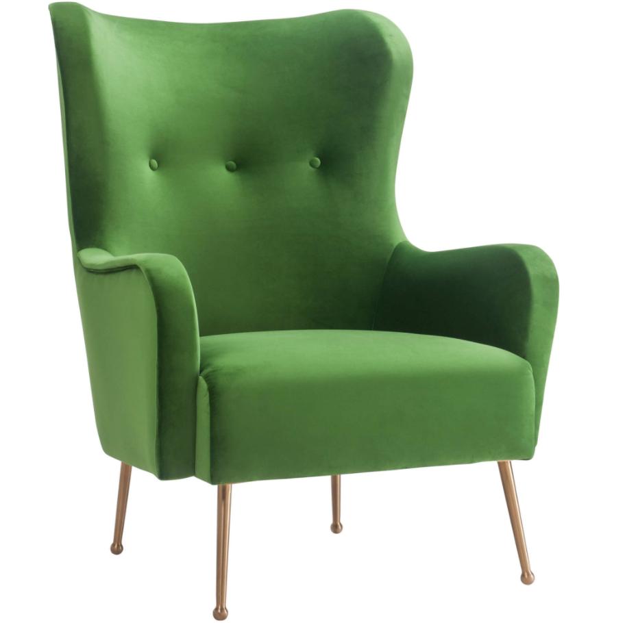 Etonnant Wingback Chairs. High Fashion Home