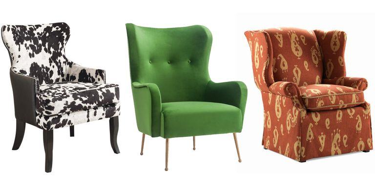 Best Wingback Chairs - Modern Upholstered Wing Back Chairs
