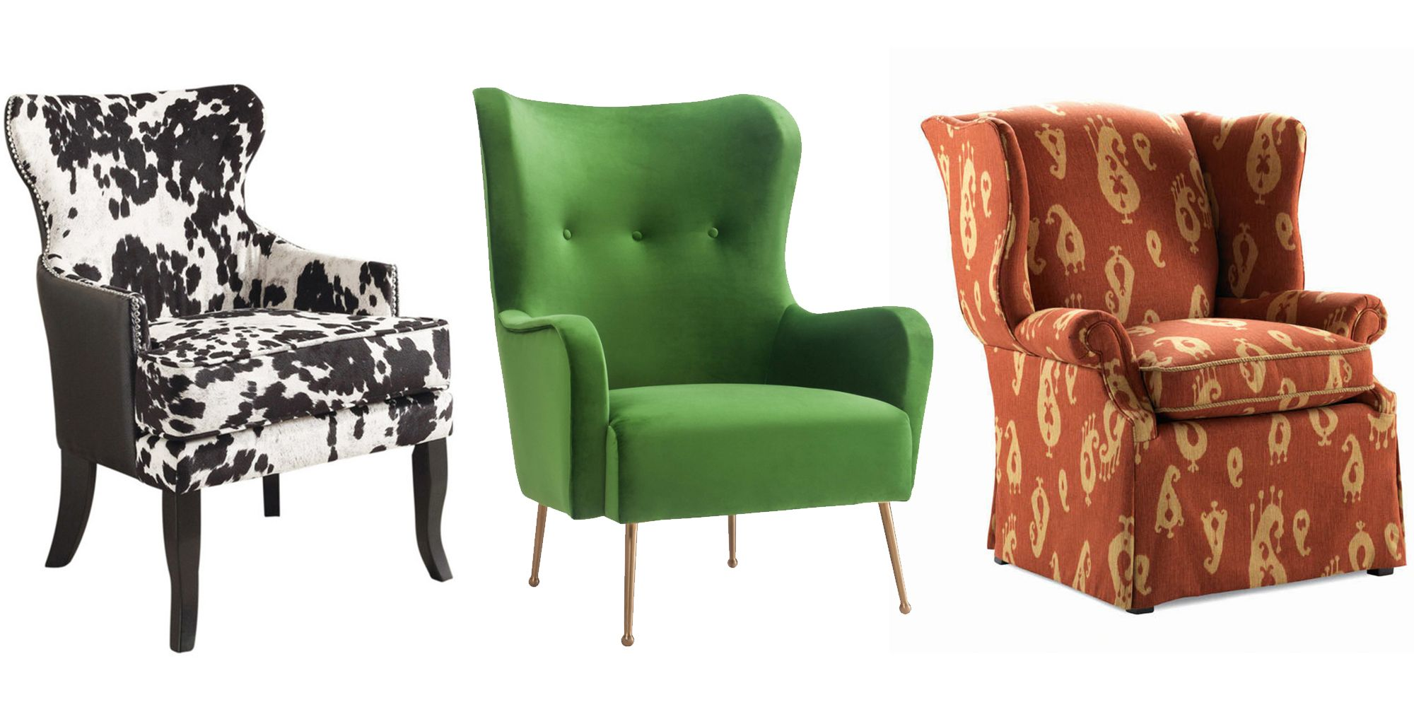29 Wingback Chairs That Will Spice Up Any Room