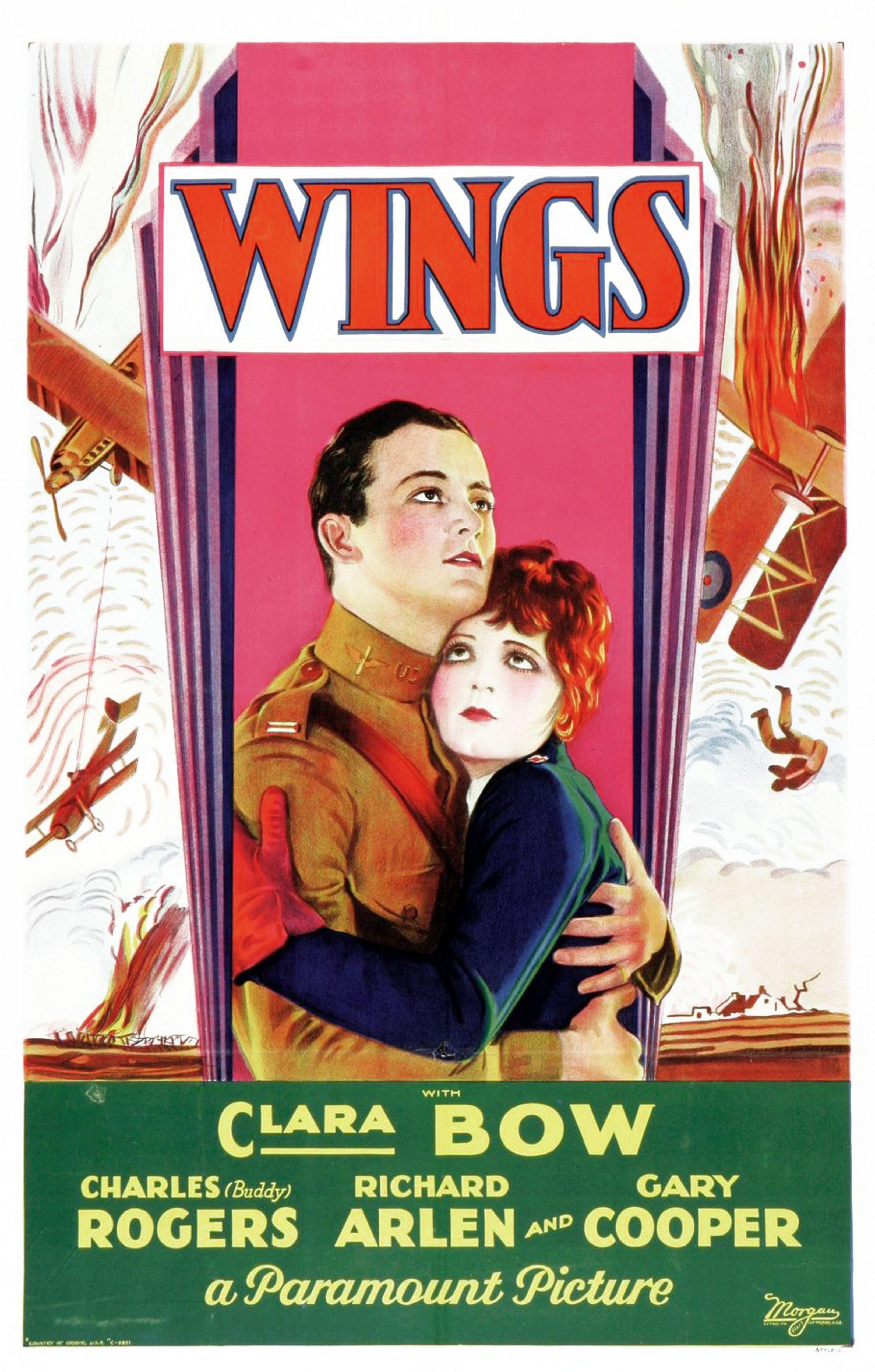 Wings.
